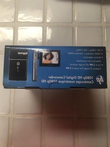 HP V5040u 1080p Digital - Black -