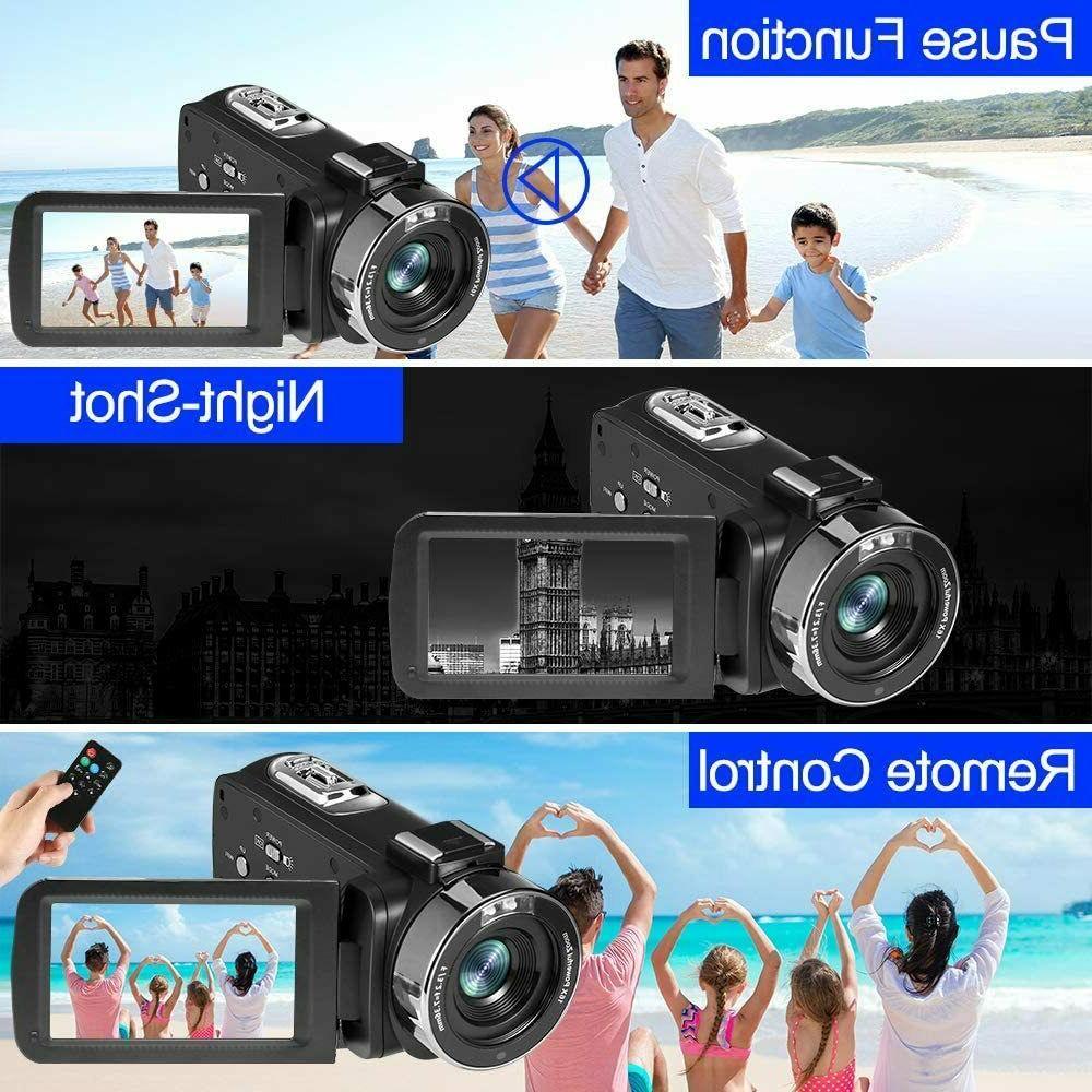 Video 4K Ultra HD Vlogging for