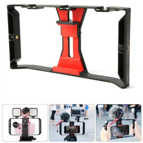 Concept Video Camera Cage Stabilizer Film Making Rig fr iPho