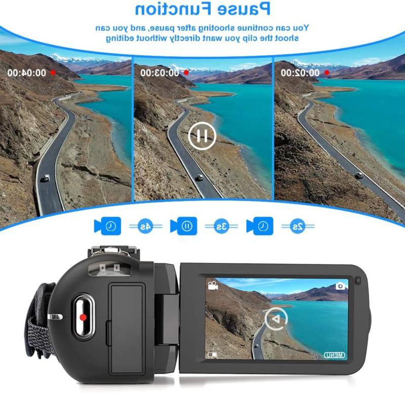 Video Camera Ultra Camera 36Mp Visio