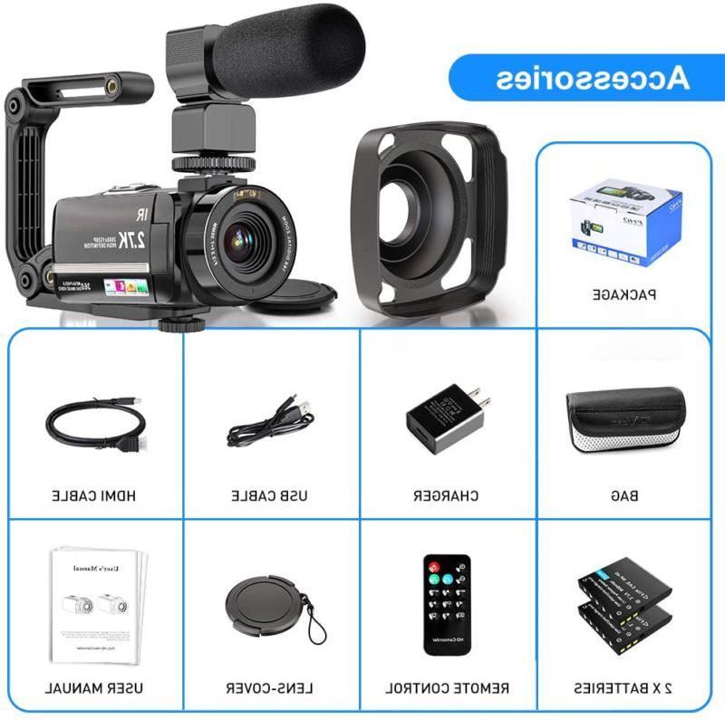 Video Ultra Hd Camera 36Mp Ir Visio