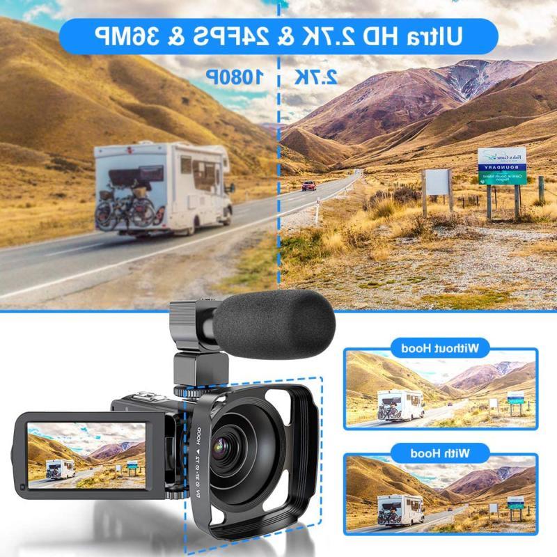 Video Camera Ultra Hd Camera Visio