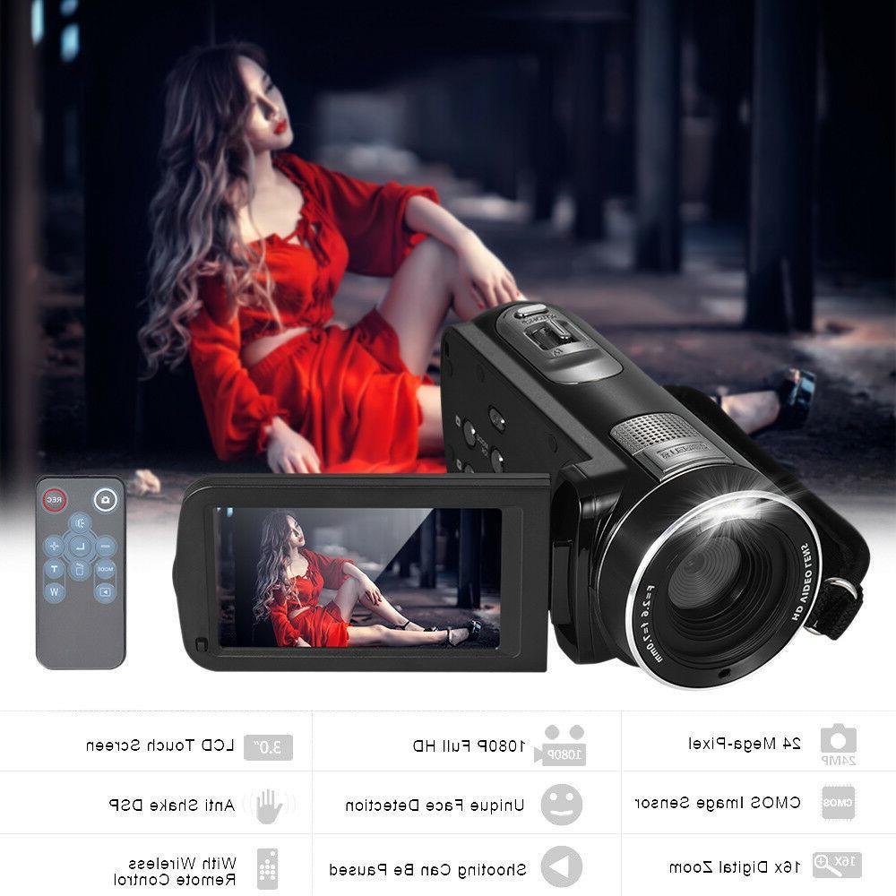 Video Hd Full 1080p Wifi 30fps Wit
