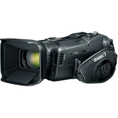 Canon VIXIA 4K CMOS Sensor 2214C002 64GB Bundle