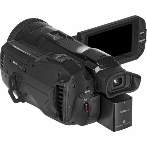 "Canon VIXIA GX10 4K with 1"" CMOS Sensor 64GB Bundle"