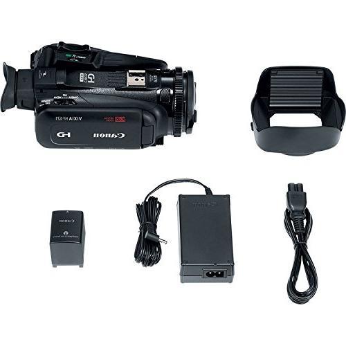Canon VIXIA Full HD Bundle