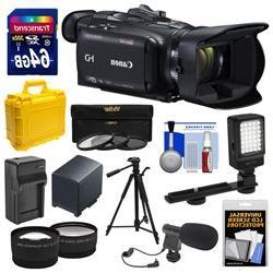 Bundle Vixia HF G40 Wi-Fi 1080p HD Digital Video Camcorder -