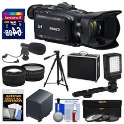 Canon Vixia HF G40 Wi-Fi 1080p HD Digital Video Camcorder wi