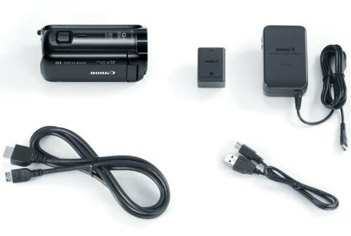 Canon VIXIA Camcorder 64GB SD Card Bundle