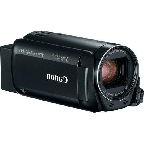 vixia hf r800 camcorder video camera black