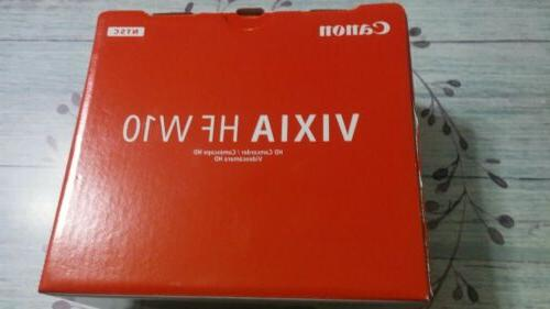 Canon W10 HD In New!!