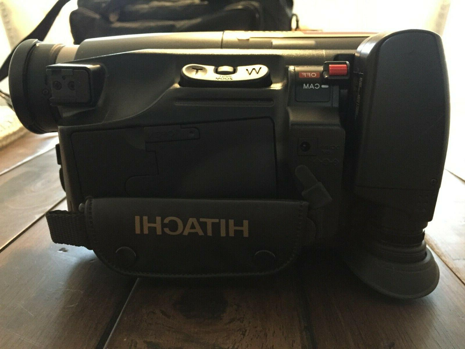 Hitachi 8mm Camcorder Charger, TESTED
