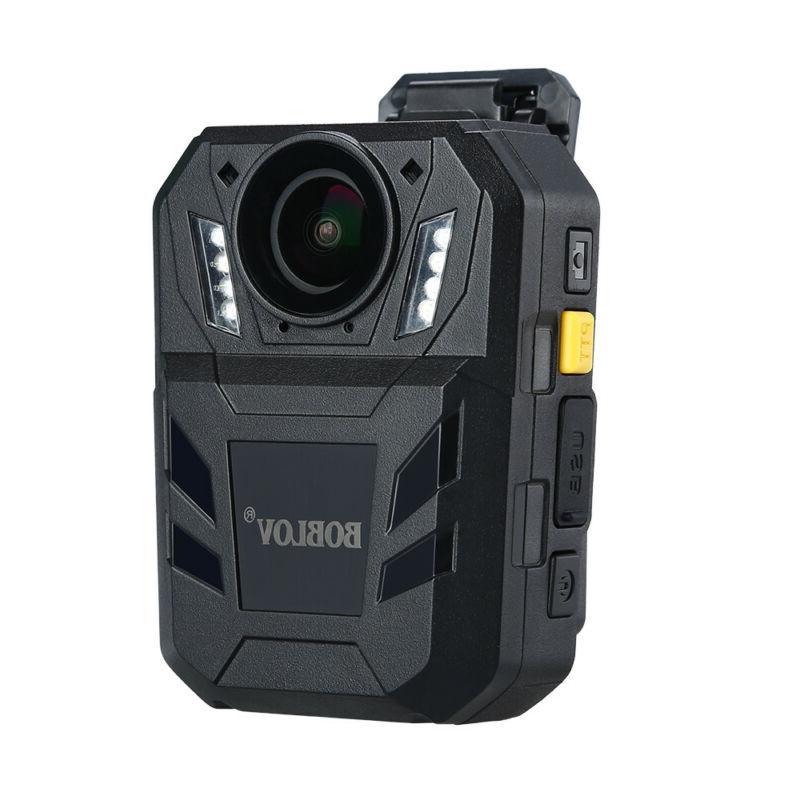 BOBLOV body Video Recorder IR Vision