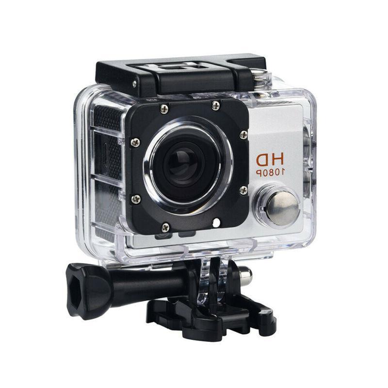Waterproof HD Sport Camera Cam DV Gopro