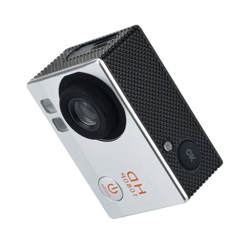 Waterproof Camera 1080P Sport Cam DV Video Camcorder Gopro