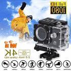 Waterproof 4KH9 Full 1080P 4K WIFI Mini Action Cam HD DV Spo