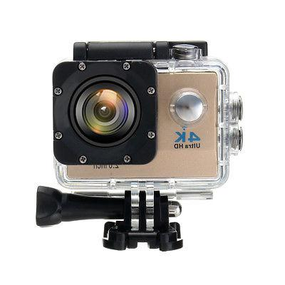 Waterproof SJ9000 Action Camera Ultra 1080P W/ RC