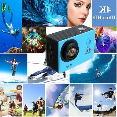 Waterproof SJ9000 Action Camera Ultra W/ RC