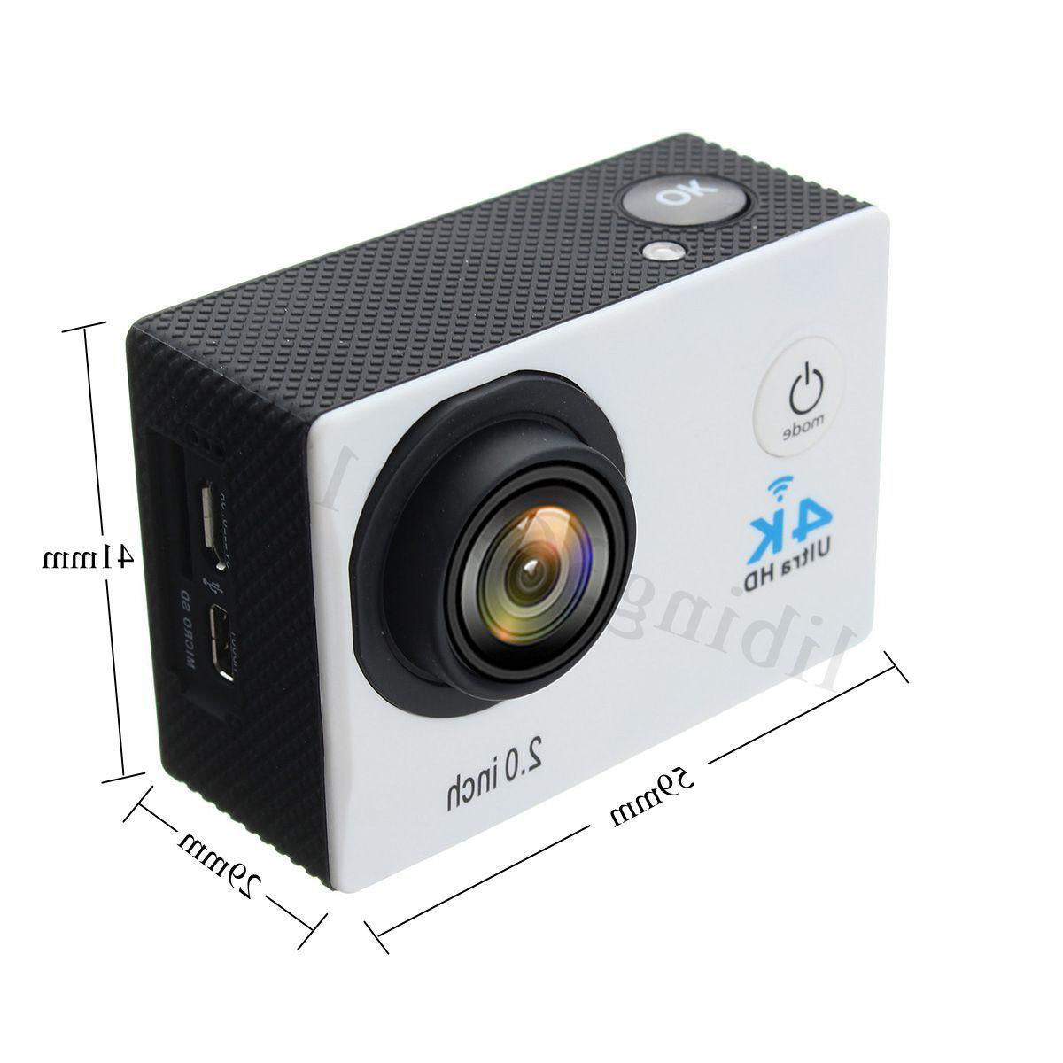 Waterproof Wifi HD Action DVR DV Camcorder