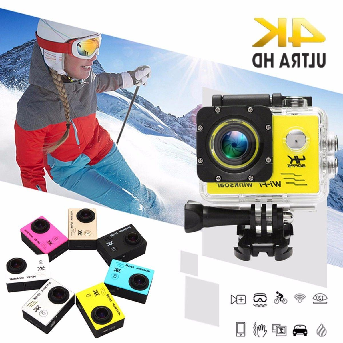Waterproof Ultra SJ9000 Wifi 1080P HD Sports Action Camera C