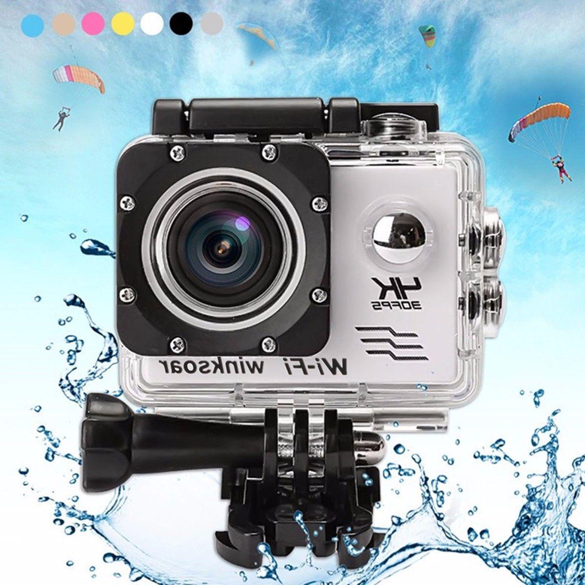 Waterproof Wifi 1080P Action Camcorder