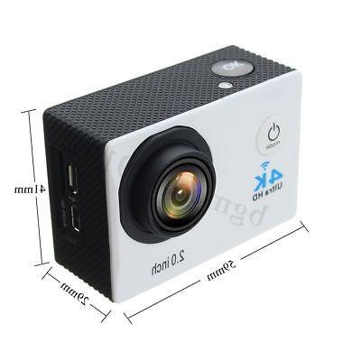Waterproof Ultra 1080P Camera DV Camcorder Control