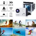 4K HD 1080P Waterproof WiFi DV Action Sports Camera Camcorde