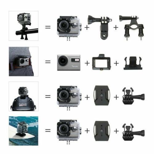 Ultra 1080P Waterproof Outdoor Camera Action DVR