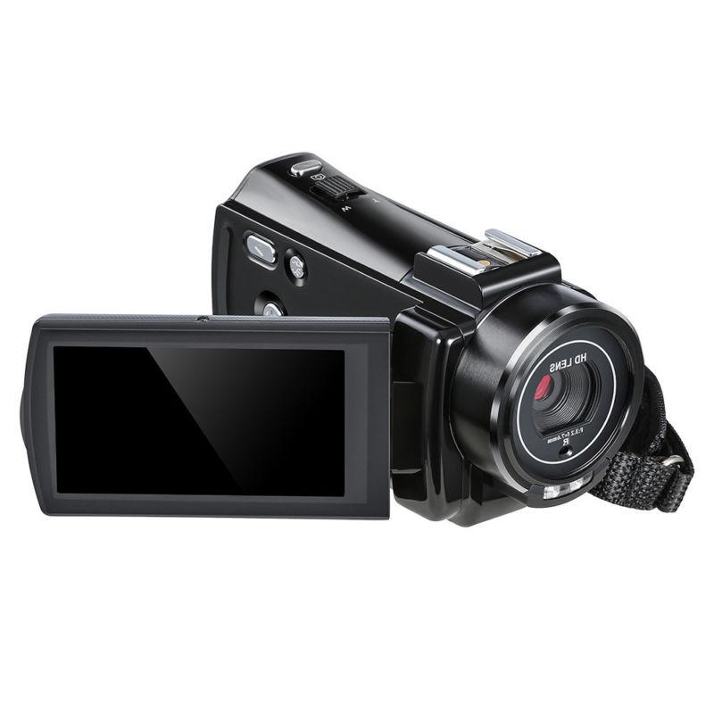 WiFi 24MP Video Camcorder