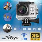 Wifi SportS Action Camera Camcorder HD Mini DV waterproof 4K