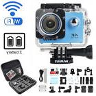 WiMiUS 4K WIFI Sport Action Camera 1080P 16MP  Waterporoof C