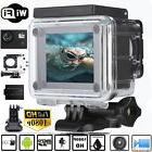 4K WIFI Anti-Shaki Sports Action Camera 12MP Waterproof DV C