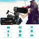 Andoer WiFi FULL HD 1080P 24MP Digital Video Camera Camcorde