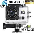 WiFi FULLHD 1080P 12MP Waterproof Sport DV Action Camera Bic
