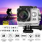 4K WIFI 16MP Go US Pro Sports Action Camera Ultra HD Waterpr