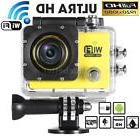 WiFi HD 1080P 12MP SJ9000 Waterproof Sport DV Action Camera