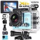 WiFi 4K UltraHD 1080P@60fps 170°Waterproof Sport DV Action