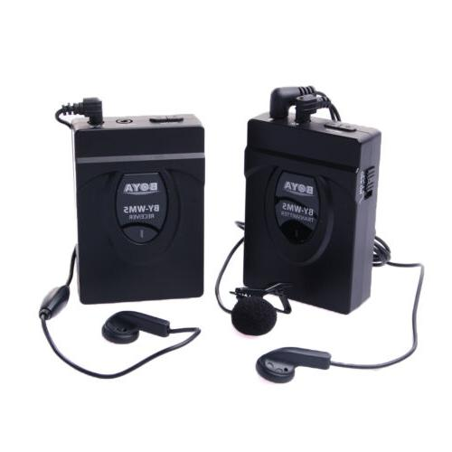 BOYA Microphone BY-WM5 for DSLR Camera Audio