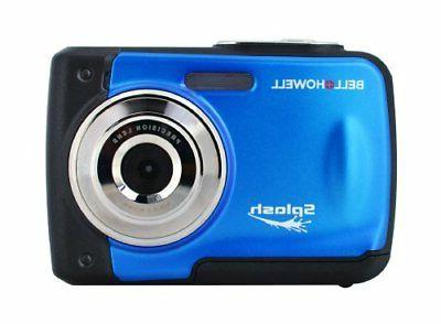 wp10bl waterproof digital camera splash