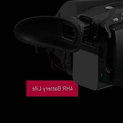 Panasonic Camcorder 24X Optical Zoom, WiFi Live