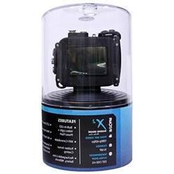 Intova X2 Marine Grade Wi-Fi HD Video Action Camera Camcorde