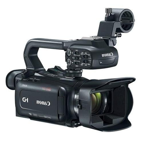 Canon XA11 Compact Professional Camcorder with HDMI, 20x HD