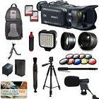 Canon XA30 HD Professional Video Camcorder + 25 Piece Access