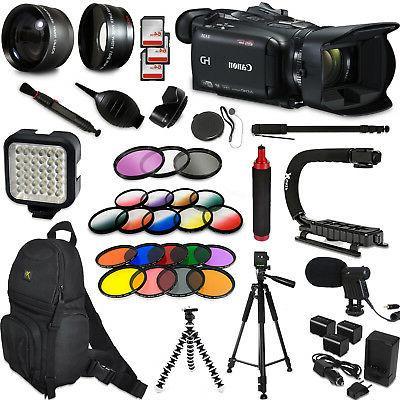 Canon XA35 HD Professional Video Camcorder Extra Accessory B