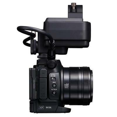 Canon XC15 4K Lightweight Professional Camcorder