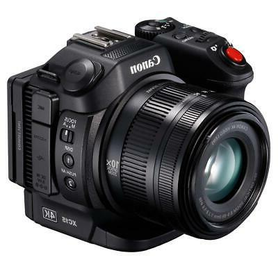 xc15 4k uhd lightweight professional camcorder 1456c002