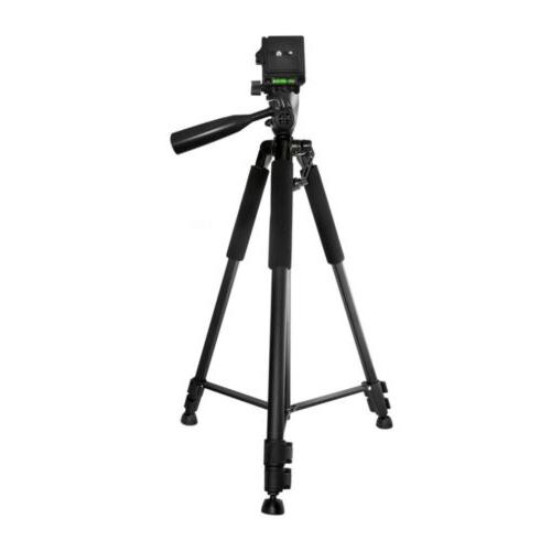 Xit XT60TRB 60-Inch Pro Series Full Size Camera/Video Tripod