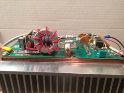 LDMOS RF HF Amplifier 1500 Watt PEP