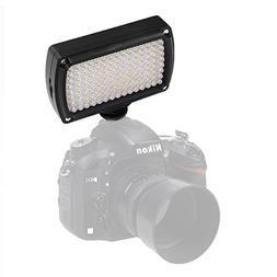 ASHANKS LED96 On Camera LED Video Light Hotshoe Digital Came