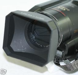 52mm Digital Video Lens Hood Sony HDR-PJ790V PJ790 PJ790V PJ